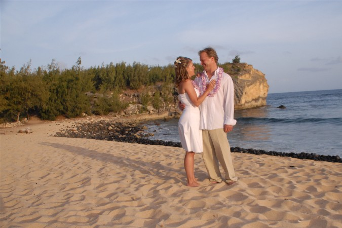 Shipwreck Beach Weddings